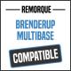 Bâche de remorque compatible BRENDERUP MULTIBASE