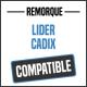 Bâche de remorque compatible LIDER CADIX