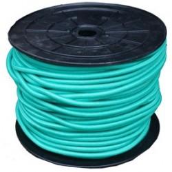 Câble élastique pro 8 mm vert