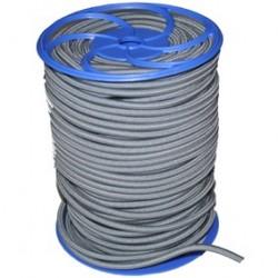 Câble élastique pro 8 mm gris