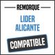 Bâche de remorque compatible LIDER ALICANTE