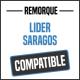 Bâche de remorque compatible LIDER SARAGOS