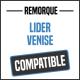Bâche de remorque compatible LIDER VENISE